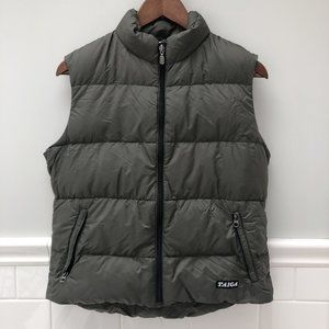 Vintage Taiga Down puffer vest